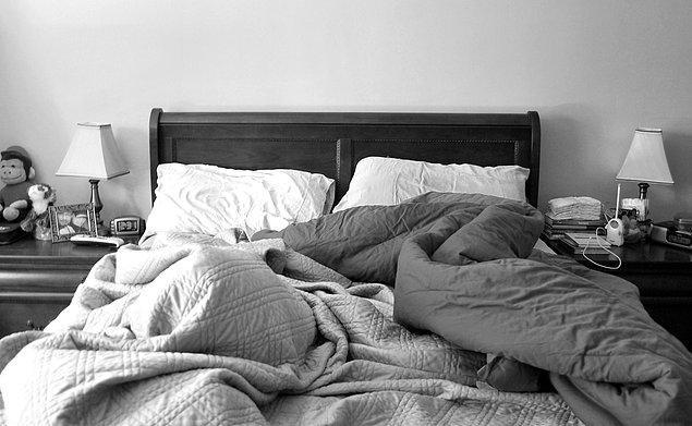 "3. ""Yatağını topla!"""