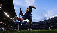 Barcelona'lı Oyuncuların Uzaylı Bir Futbol Irkından Geldiğini Kanıtlayan En Sağlam 10 Gif