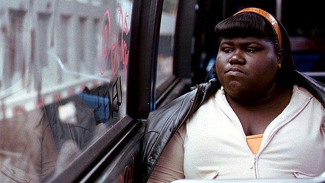 "5. ""Precious (2009)"" filmindeki rolüyle ""Gabourey Sidibe"""