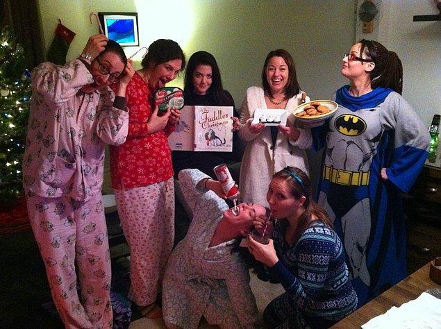 1-Pijama Şart