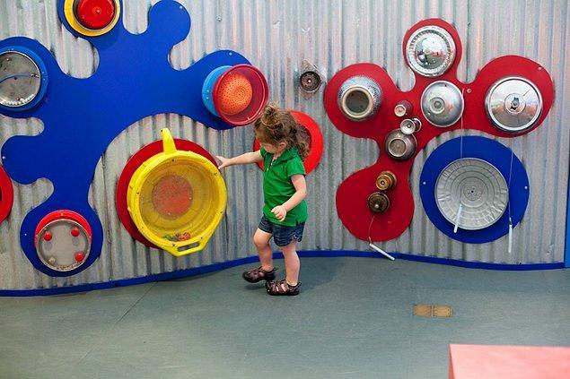 1. Çocuk müzeleri varken sanat müzesi ne alaka?