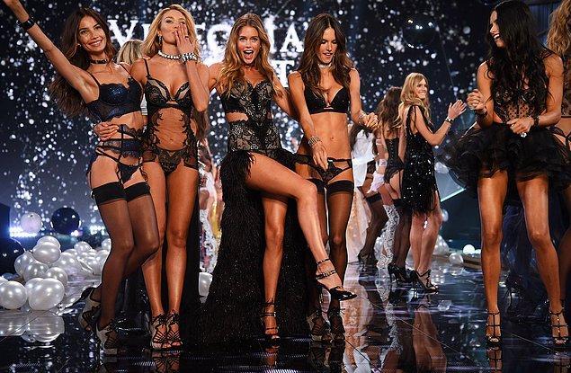 BONUS: Victoria's Secret - @victoriassecret