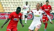 Sivasspor 0-0 Antalyaspor