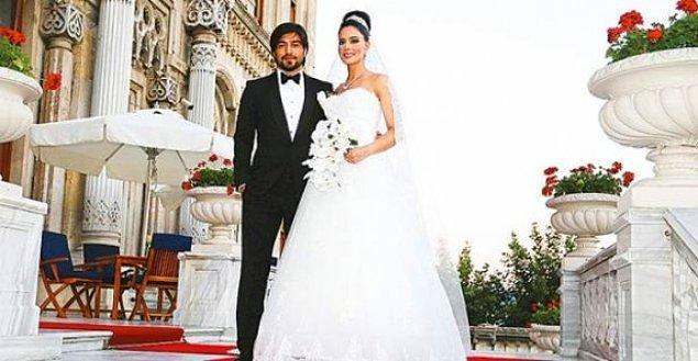 Beşiktaş'ın eski kaptanı İbrahim Toraman ile Eylem Toraman bundan iki yıl önce evlenmişlerdi.