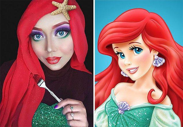 1. Deniz Kızı Ariel
