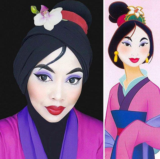 2. Hua Mulan