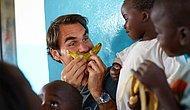 'Ben Yarının Geleceğiyim' Lafından Yola Çıkarak Afrika'yı Okulla Donatan Roger Federer