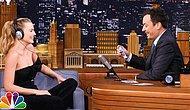Jimmy Fallon ve Margot Robbie'den Eğlenceli Dudak Okuma Oyunu