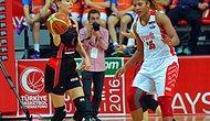 Kadınlar Türkiye Kupası Yarı Finalde İlk Eşleşme: AGÜ-Fenerbahçe