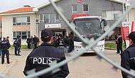 267 Göçmen Yunanistan'dan Türkiye'ye Gönderildi