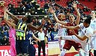 Kadınlar Türkiye Kupası'nda Finalin Adı: Fenerbahçe-Galatasaray