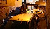 İstanbul'da Polise Peş Peşe Saldırılar