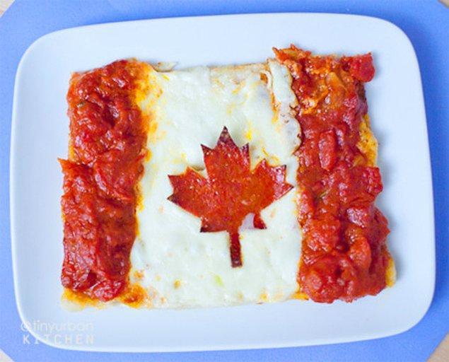 Kanada, dünya üzerindeki başka herhangi bir ülkeden çok daha fazla makarna ve peynir tüketir.
