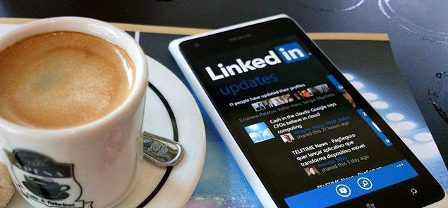 9. LinkedIn profillerimizi de artık daha efektif ve dolu dolu kullanmanın zamanı geldi: