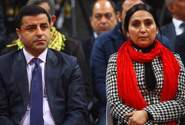 HDP'lilerin dokunulmazlık dosyaları