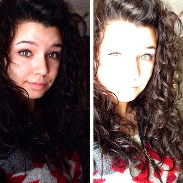 Постоянно приходится выбирать: подчеркнуть на фото лицо или волосы