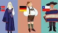 Dünyanın Dört Bir Yanından 15 Alışılmadık Moda Geleneği