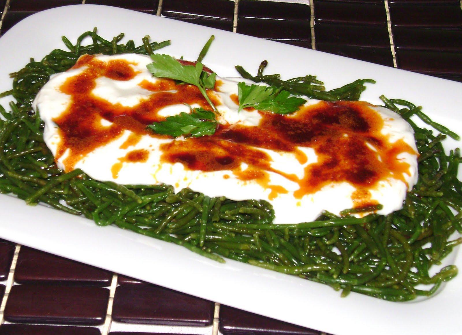 Deniz Borülcesi Salatası Tarifi Videosu