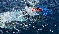 Yine Göçmen Teknesi Battı: Biri Bebek 5 Kişi Can Verdi...