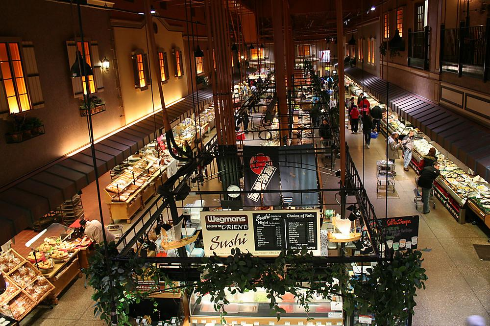 a case study of wegmans food markets Two companies located in the rochester, new york area, wegmans food markets, inc (wegmans) and lidestri food & drink (lidestri) collaborated to assess the.