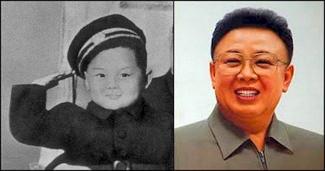 12. Kim Jong-il