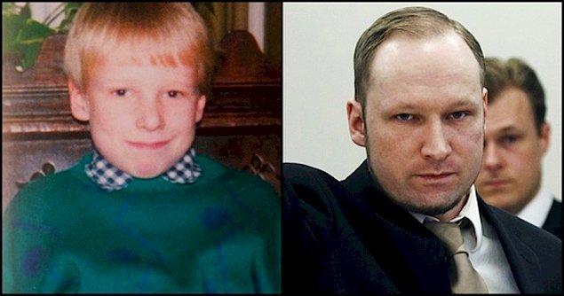 15. Anders Behring Breivik