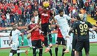 Eskişehirspor 3-3 Akhisar Belediyespor
