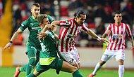 Antalyaspor 3-0 Bursaspor