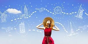 Seyahatlerinize Kadın Eli Değsin! Kadınlardan Seyahatlerinizi Kolaylaştıracak 15 Tüyo!