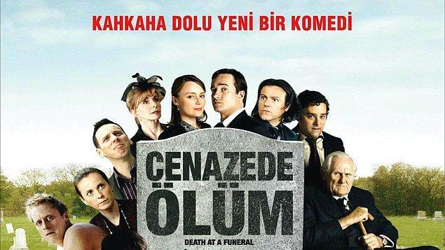 22. Cenazede Ölüm / Death at a Funeral (2007)