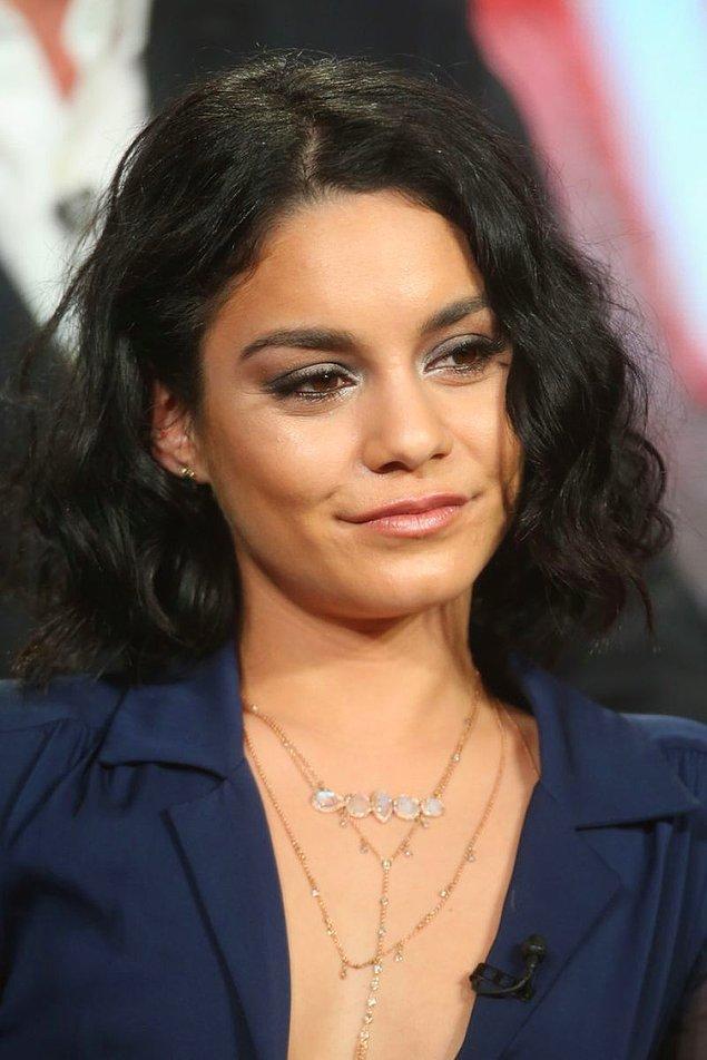 7. Vanessa Hudgens