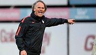 Galatasaray'ın Yeni Teknik Direktörü Riekerink Sahaya İndi