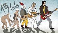 Müziğin Evrimi 6. Bölüm-1966: 50 Yıl Öncesinin En Sevilen 20 Şarkısı