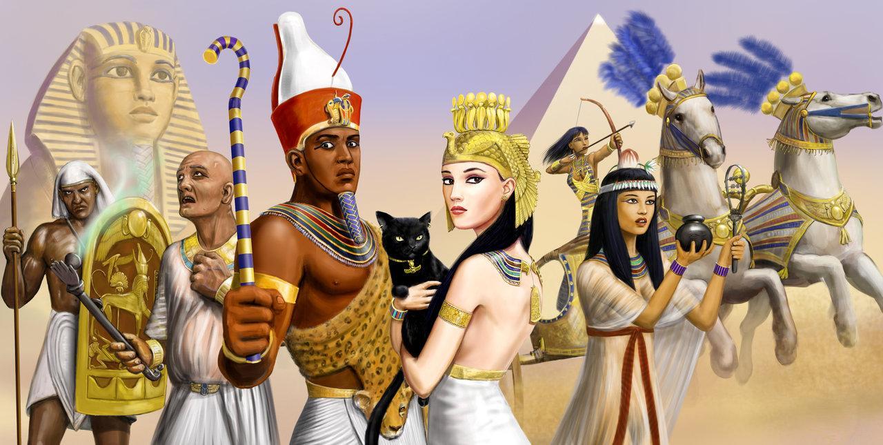 Eski Mısır'da Kadın ile ilgili görsel sonucu