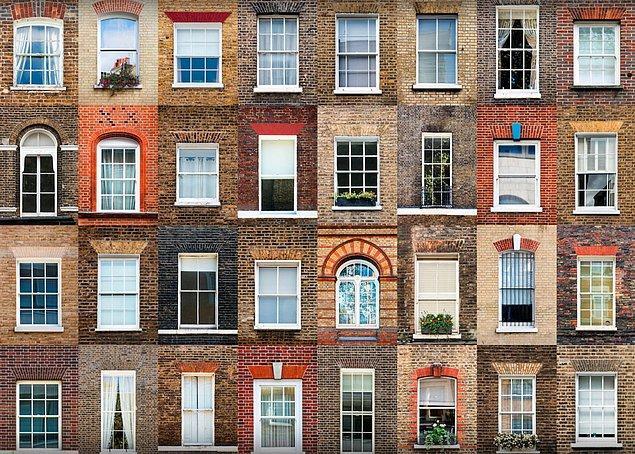 Восхитительные окна и двери разных городов мира