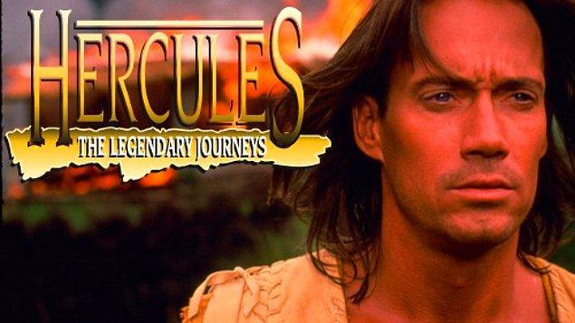 10. Hercules: The Legend Begins (Herkül)