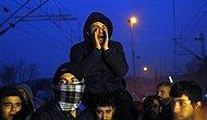 AB Anlaşmasına İdomeni'de Protesto: 'Geri Dönmek İstemiyoruz, Yardım Et Merkel'
