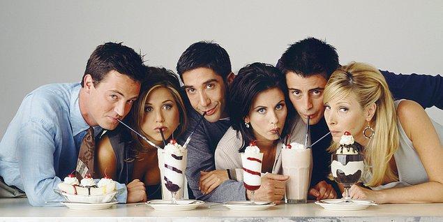 17. Friends (Sıkı Dostlar)
