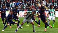 Konyaspor 1-1 Başakşehir