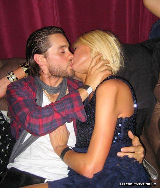5. Jared Leto ve Paris Hilton, 2008