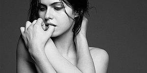 Her Şey Yalan Gerçek O: Alexandra Daddario'dan Ağızları Bir Karış Açık Bırakacak 19 An