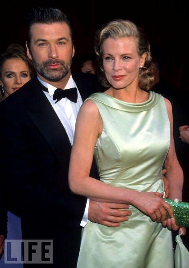 13. Alec Baldwin ve Kim Basinger, 1998