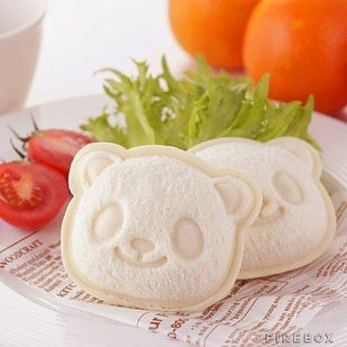 Формочка для сэндвичей в виде панды