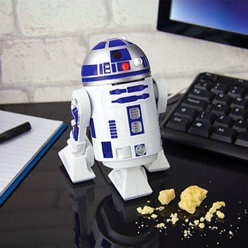 Уборщик рабочего стола в виде R2-D2