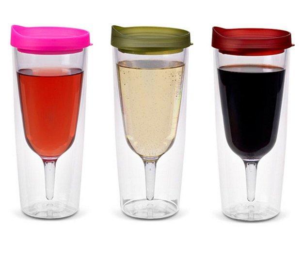 Кружка-непроливайка для вина