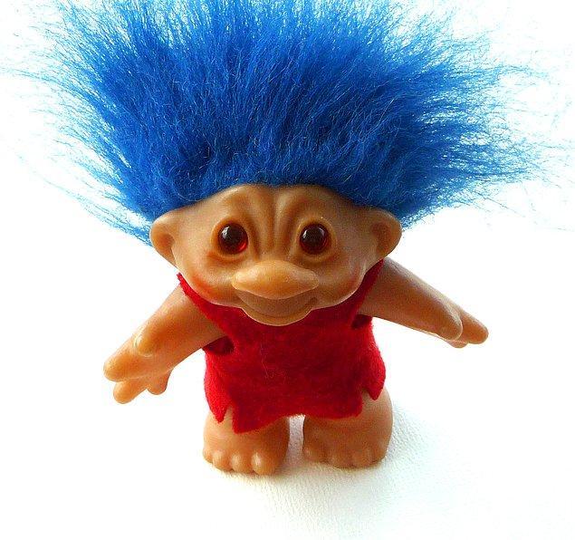 Ooo trollük başkanı gelmiş!
