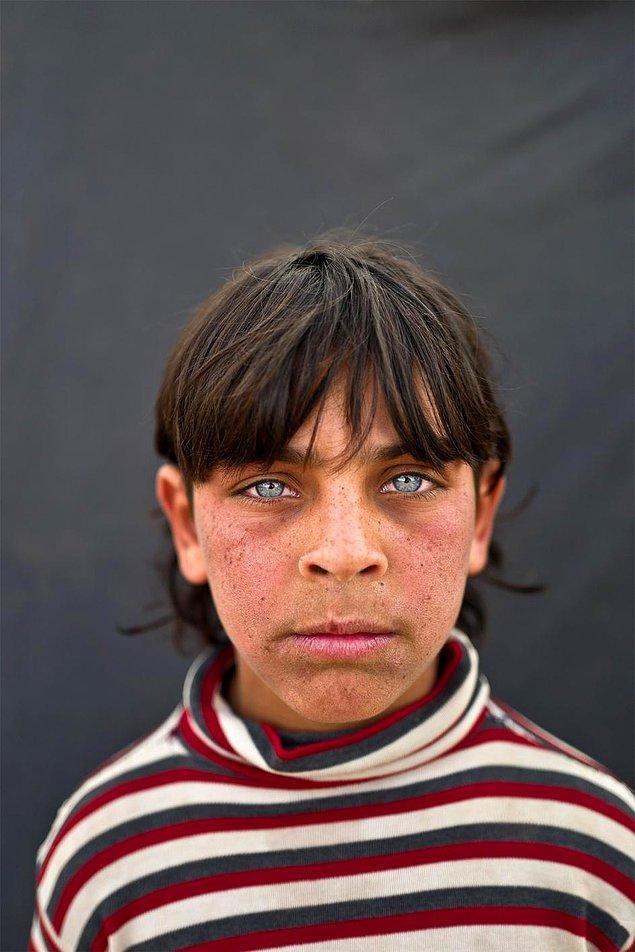 3. Rakan Raslan (11), Suriye