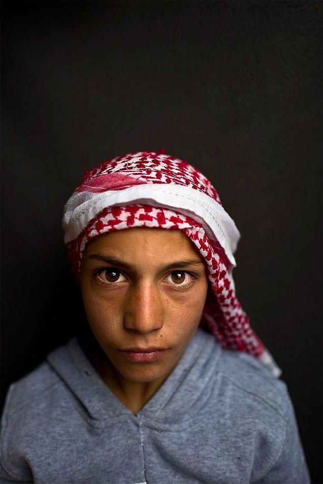 9. Mohammad Bandar (12), Suriye