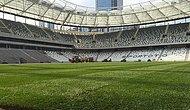 Vodafone Arena'nın Açılış Tarihi Yarın Açıklanacak