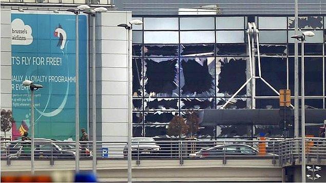Savcı doğruladı: Havaalanında intihar saldırısı düzenlendi
